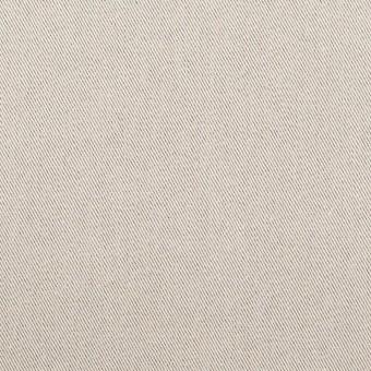 コットン×無地(オイスターグレー)×シャンブレー・サージ サムネイル1