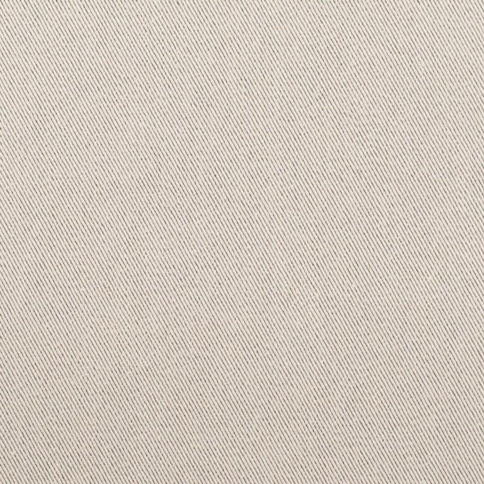 コットン×無地(オイスターグレー)×シャンブレー・サージ イメージ1