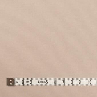 コットン&ポリエステル混×無地(ウォームベージュ)×二重織ストレッチ サムネイル4