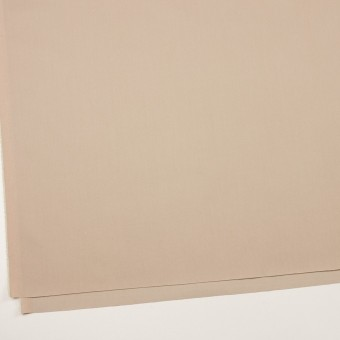 コットン&ナイロン混×無地(ベージュ)×シャンブレー・サージストレッチ サムネイル2
