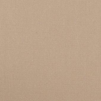 コットン×無地(ベージュ)×シャンブレー・ギャバジン サムネイル1