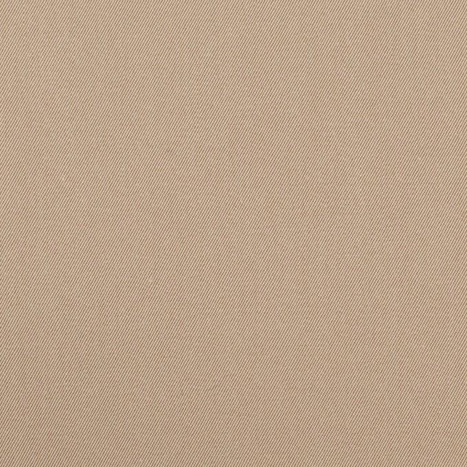 コットン×無地(ベージュ)×シャンブレー・ギャバジン イメージ1