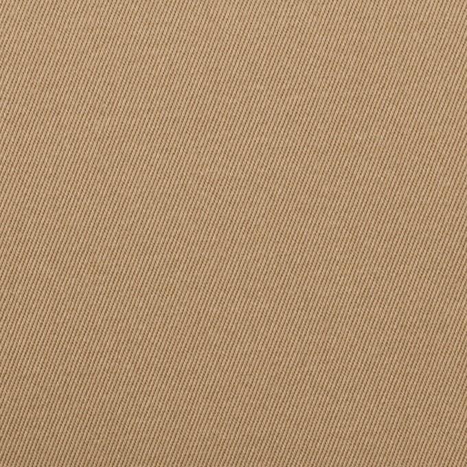 コットン×無地(オークルベージュ)×チノクロス イメージ1