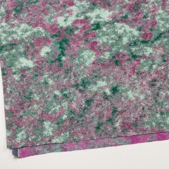 ポリエステル×ミックス(ベリー&グリーン)×二重織ジャガード_全2色 サムネイル2