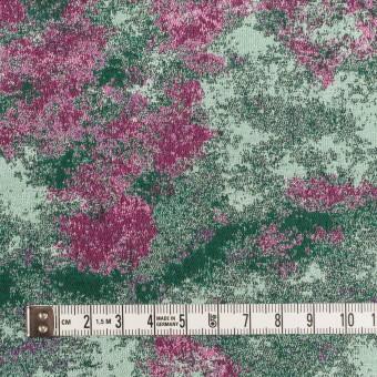 ポリエステル×ミックス(ベリー&グリーン)×二重織ジャガード_全2色 サムネイル4