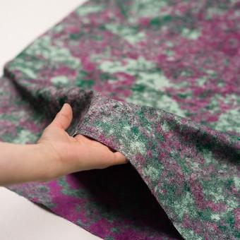 ポリエステル×ミックス(ベリー&グリーン)×二重織ジャガード_全2色 サムネイル5