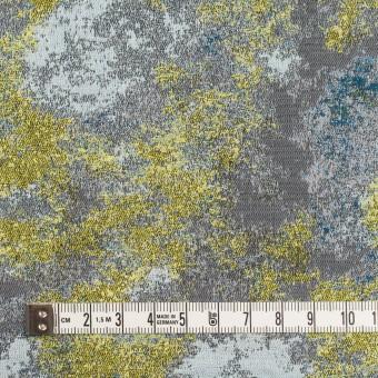 ポリエステル×ミックス(レモン&グレー)×二重織ジャガード_全2色 サムネイル4