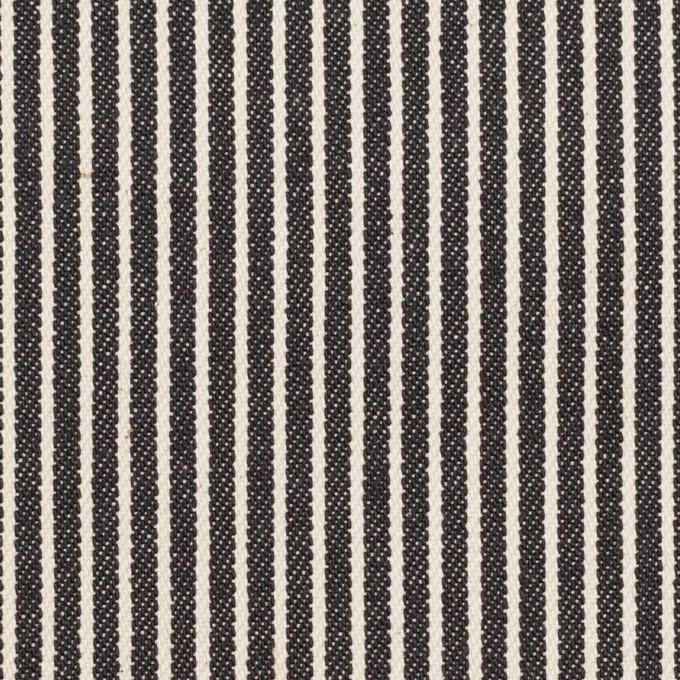 コットン×ストライプ(キナリ&ディープインディゴ)×デニムヒッコリー(10oz) イメージ1