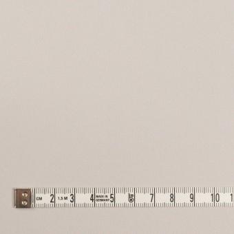 コットン&ポリエステル混×無地(アイボリー&グレー)×ギャバジン&ブロード(ボンディング)_全2色_イタリア製 サムネイル4