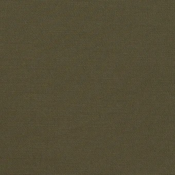 コットン&ポリエステル×無地(カーキグリーン)×形状記憶タッサーポプリン_全2色