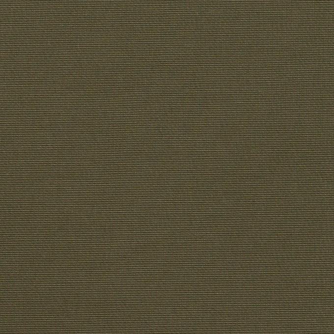 コットン&ポリエステル×無地(カーキグリーン)×形状記憶タッサーポプリン_全2色 イメージ1