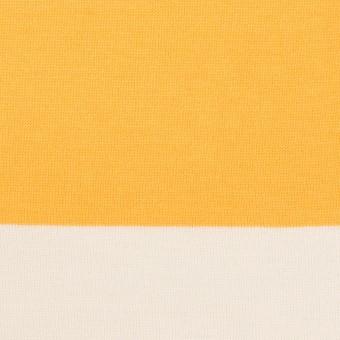 コットン×ボーダー(サンフラワー)×天竺ニット_全7色