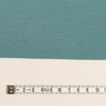 コットン×ボーダー(アンティークグリーン)×天竺ニット_全7色 サムネイル4