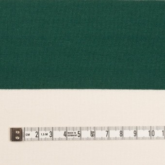 コットン×ボーダー(モスグリーン)×天竺ニット_全7色 サムネイル4