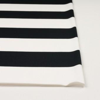 コットン×ボーダー(ブラック)×天竺ニット_全7色 サムネイル3
