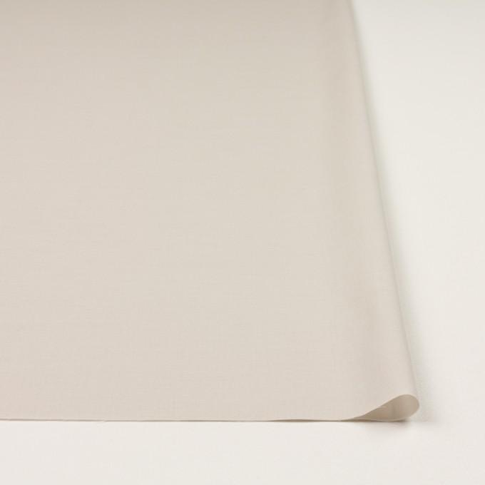 コットン×無地(アイボリー)×ローン_全10色 イメージ3