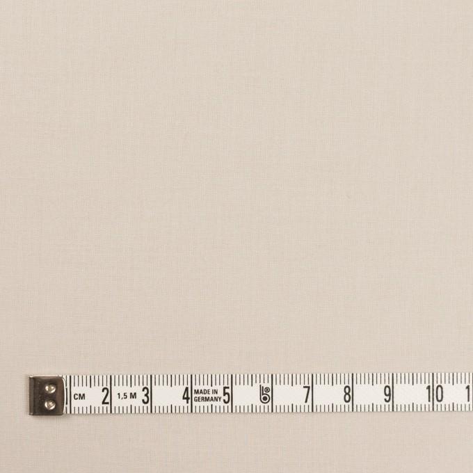 コットン×無地(アイボリー)×ローン_全10色 イメージ4