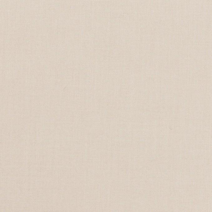 コットン×無地(アイボリー)×ローン_全10色 イメージ1