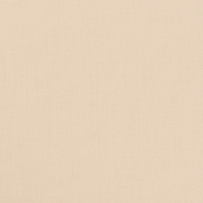 コットン×無地(エクリュ)×ローン_全10色 イメージ1