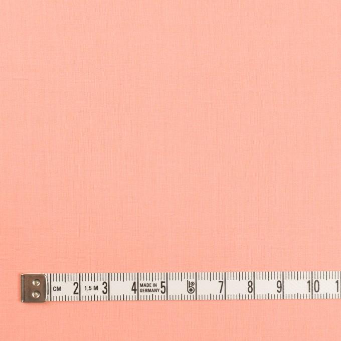 コットン×無地(ピーチ)×ローン_全10色 イメージ4