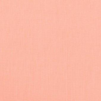 コットン×無地(ピーチ)×ローン_全10色 サムネイル1