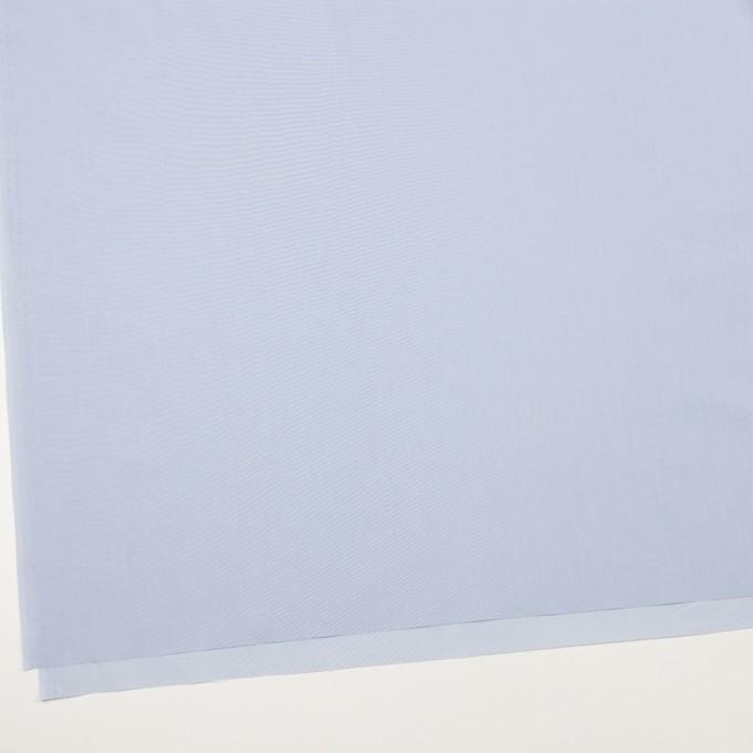 コットン×無地(ペールブルー)×ローン_全10色 イメージ2