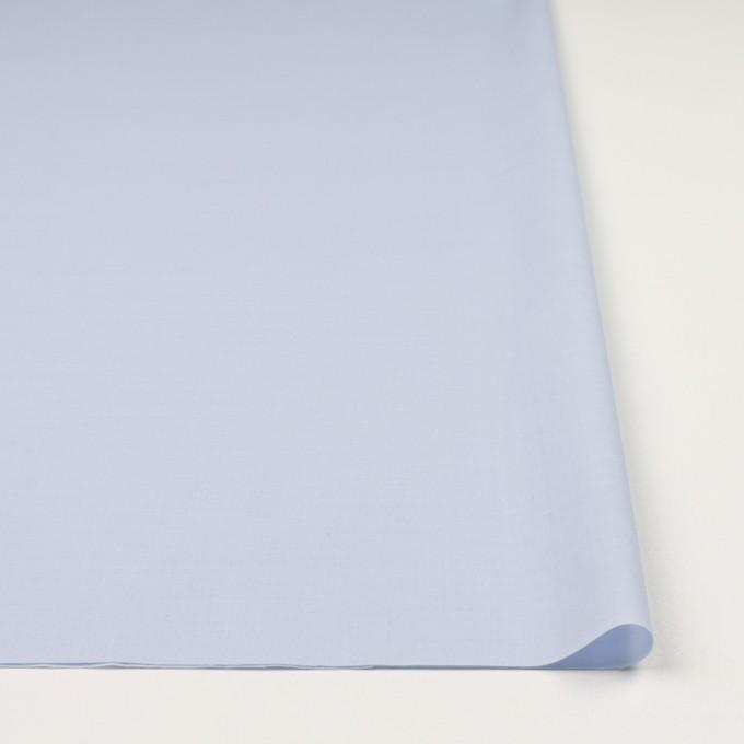 コットン×無地(ペールブルー)×ローン_全10色 イメージ3