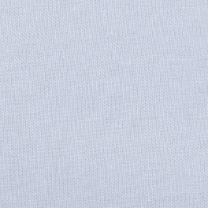 コットン×無地(ペールブルー)×ローン_全10色 イメージ1
