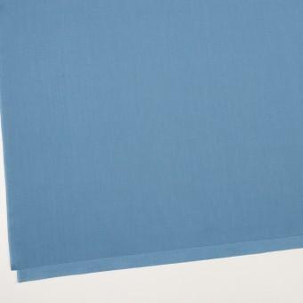 コットン×無地(チョークブルー)×ローン_全10色 サムネイル2