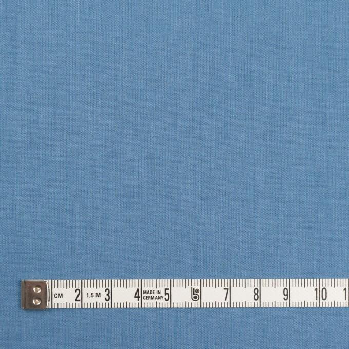 コットン×無地(チョークブルー)×ローン_全10色 イメージ4