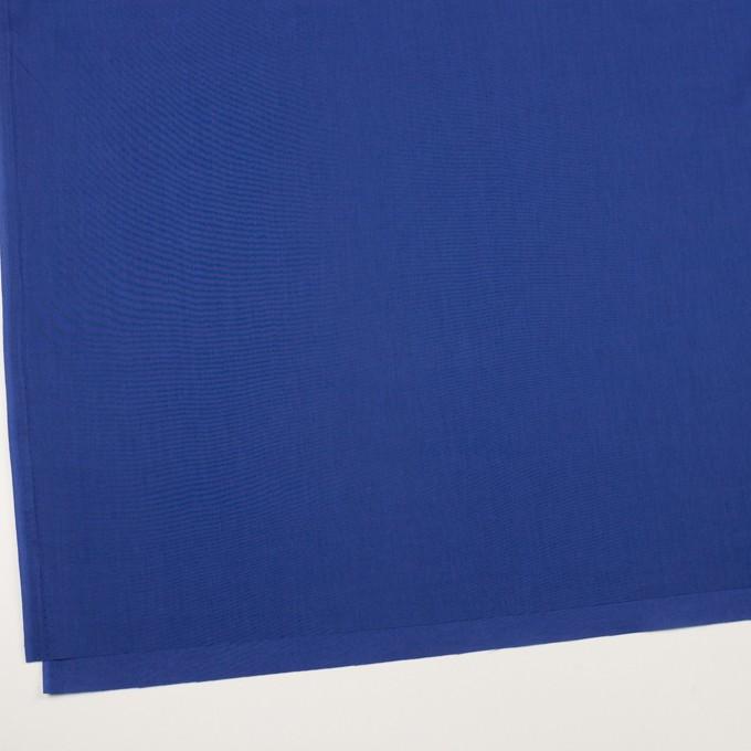 コットン×無地(ロイヤルブルー)×ローン_全10色 イメージ2