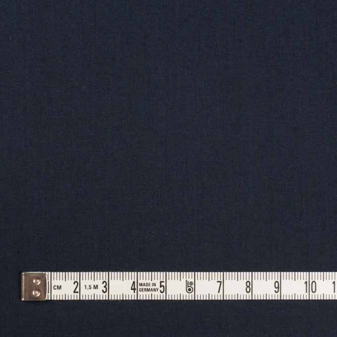 コットン×無地(ダークネイビー)×ローン_全10色 イメージ4