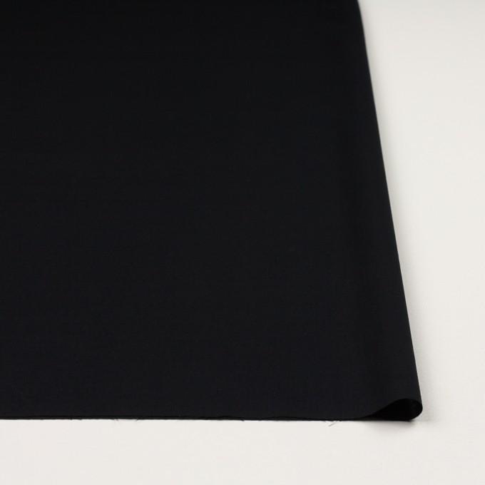 コットン×無地(ブラック)×ローン_全10色 イメージ3