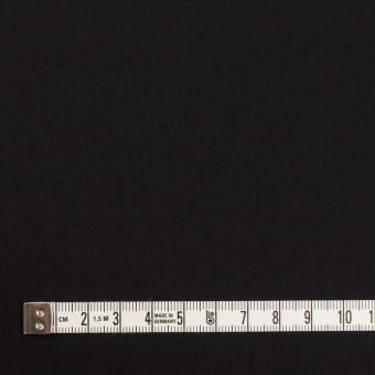 コットン×無地(ブラック)×ローン_全10色 サムネイル4