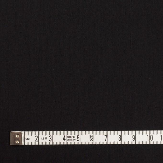 コットン×無地(ブラック)×ローン_全10色 イメージ4