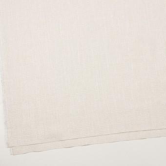 コットン&レーヨン混×無地(バニラホワイト)×ファンシーツイード サムネイル2
