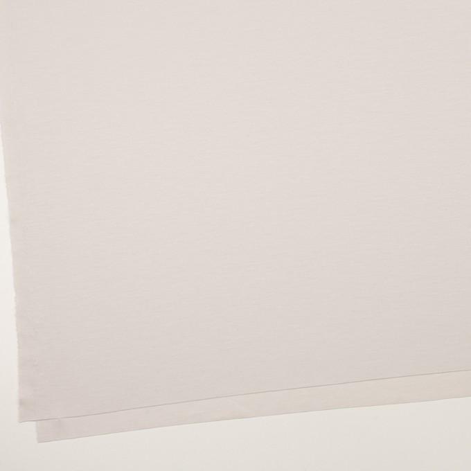 コットン&モダール×無地(パール)×スムースニット イメージ2