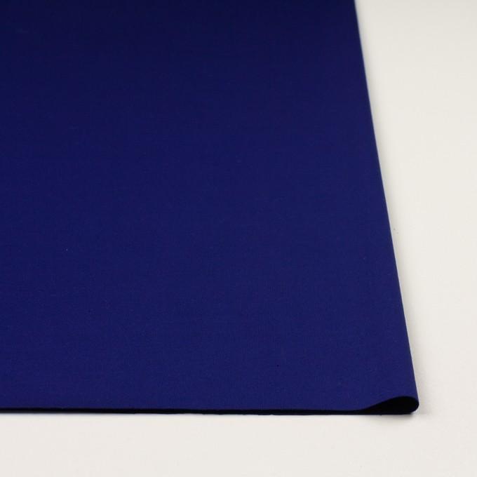 リヨセル&コットン×無地(マリンブルー)×スムースニット イメージ3