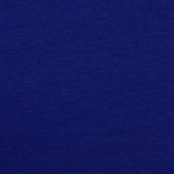 リヨセル&コットン×無地(マリンブルー)×スムースニット イメージ1