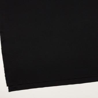 コットン&リヨセル×無地(ブラック)×スムースニット サムネイル2