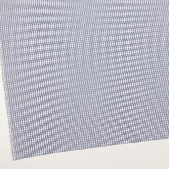 コットン×チェック(ブルー)×ブロードジャガード サムネイル2