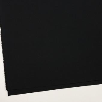 コットン×無地(ブラック)×タイプライター(高密ローン) サムネイル2