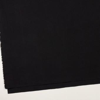 コットン×無地(チャコールブラック)×高密ポプリン・ワッシャー サムネイル2