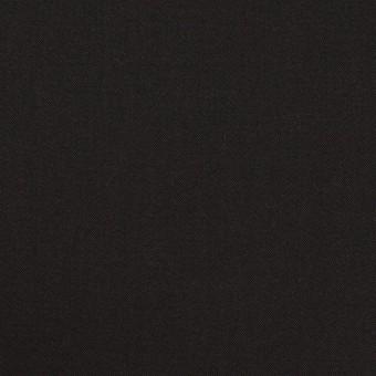 コットン&ポリウレタン×無地(ブラック)×サテンストレッチ サムネイル1