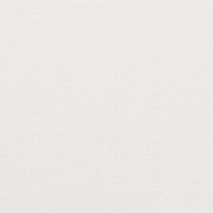 コットン×無地(ホワイト)×ジョーゼット_全5色 イメージ1