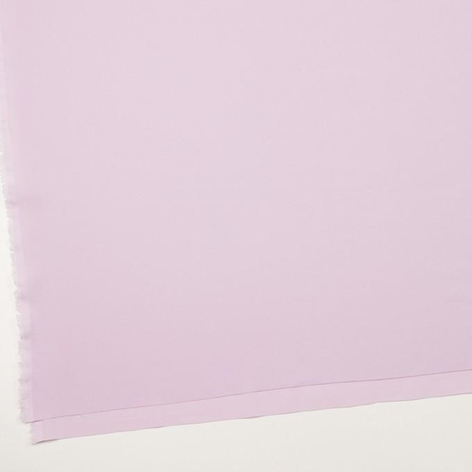 コットン×無地(モーブ)×ジョーゼット_全5色 イメージ2