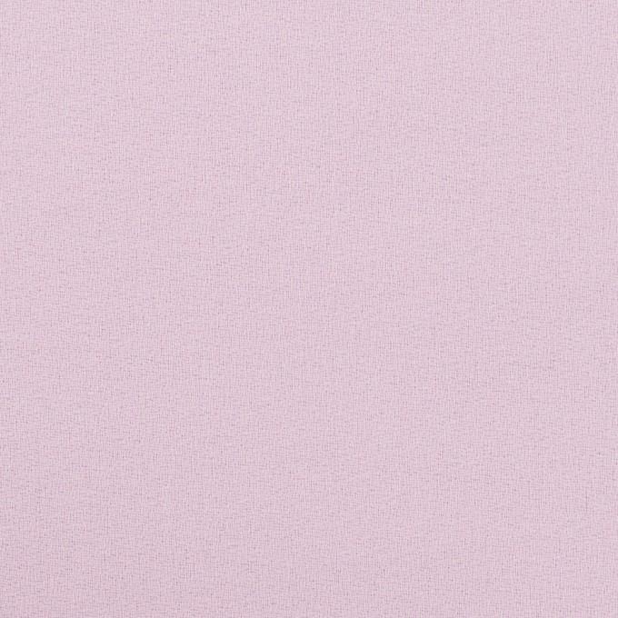 コットン×無地(モーブ)×ジョーゼット_全5色 イメージ1