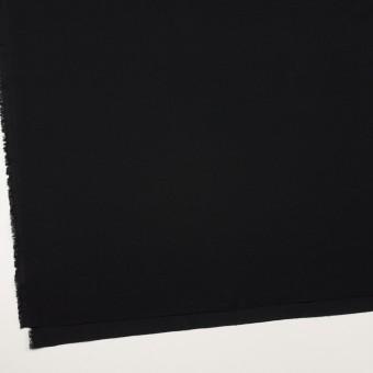 コットン×無地(ブラック)×ジョーゼット_全5色 サムネイル2