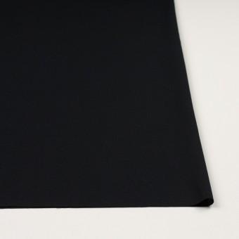 コットン×無地(ブラック)×ジョーゼット_全5色 サムネイル3