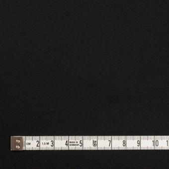 コットン×無地(ブラック)×ジョーゼット_全5色 サムネイル4